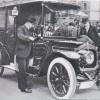 Jules Bonnot vindt de hold-up van de automobiel