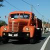 Camions: les ancêtres dispensés de la taxe au kilomètre en Belgique