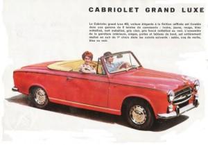 La 403 Cabriolet Une Folie Raisonnable Auto Satisfaction