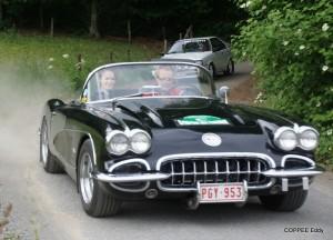 REUTER Daniel - REUTER Nathalie Chevrolet Corvette