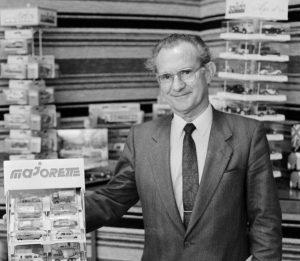 emile-veron-le-fondateur-de-la-marque-majorette-en-1985-afp-jean-marc-collignon
