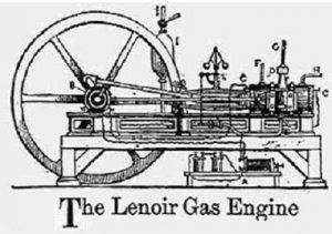 Lenoir-gas-engine-1860