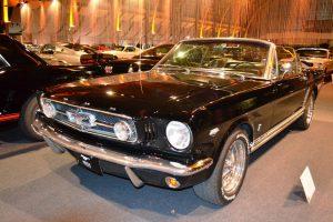 Mustang à Autoworld (11)