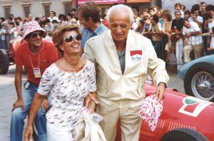 MT de Filippis et Luigi Villoresi