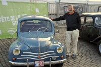Je vends (à regret) ma 4CV de 1956